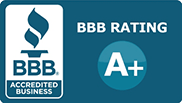 BBB Accredited Business - A+